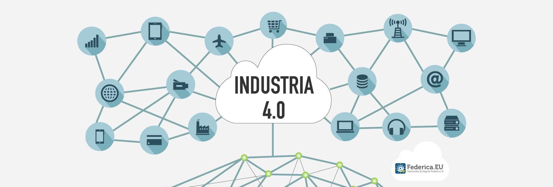 Banner Industria 4.0 - Federica.EU